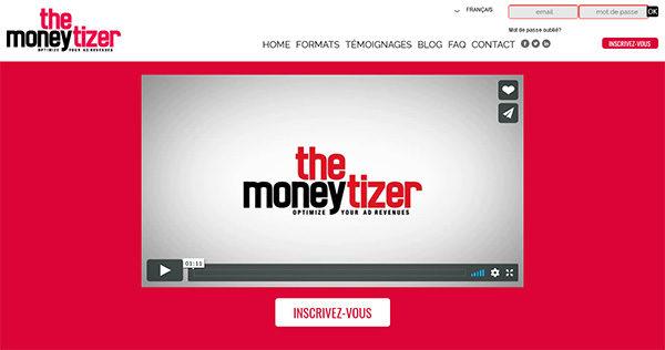 gagner de l'argent en ligne avec themoneytizer