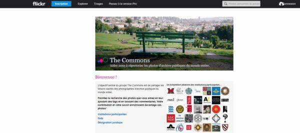 flicker commons